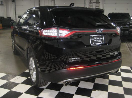 2018 Ford Edge Ttanium 014 - Copy