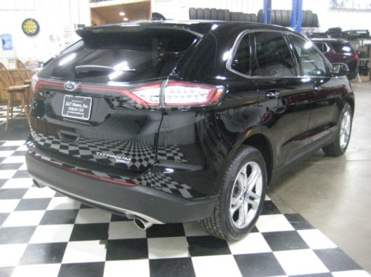 2018 Ford Edge Ttanium 015 - Copy