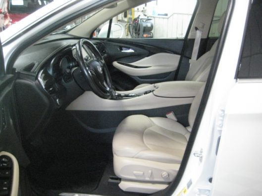 2017 Buick Envision Essence White 032