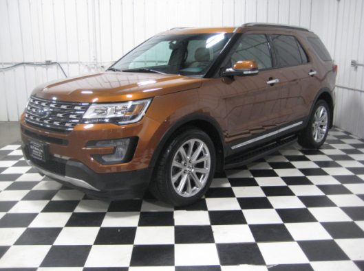 2017 Ford Explorer Limited 003