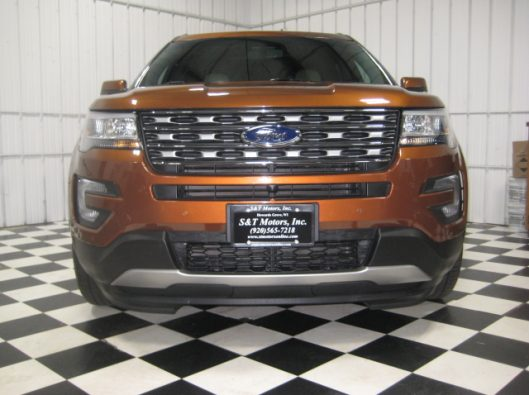 2017 Ford Explorer Limited 007