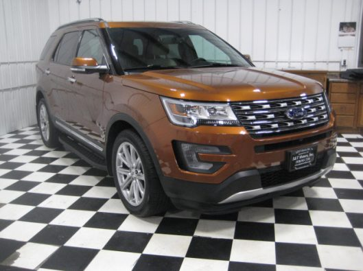 2017 Ford Explorer Limited 008