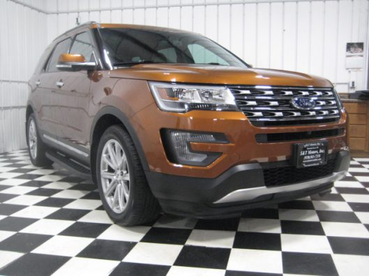 2017 Ford Explorer Limited 009