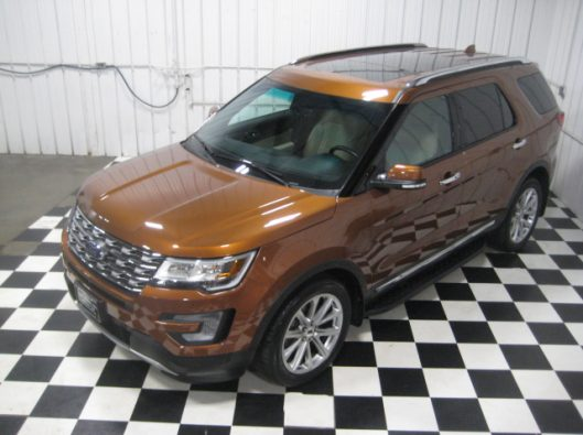 2017 Ford Explorer Limited 013