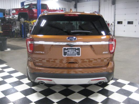 2017 Ford Explorer Limited 014