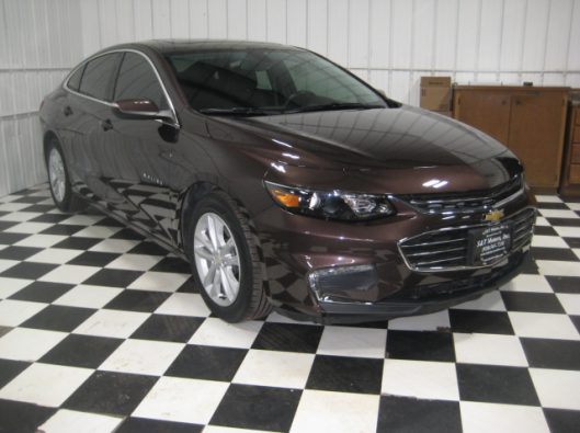 2016 Chev Malibu LT Brown 007