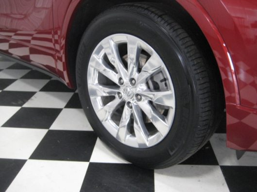2017 Buick Envision Chili Red 011