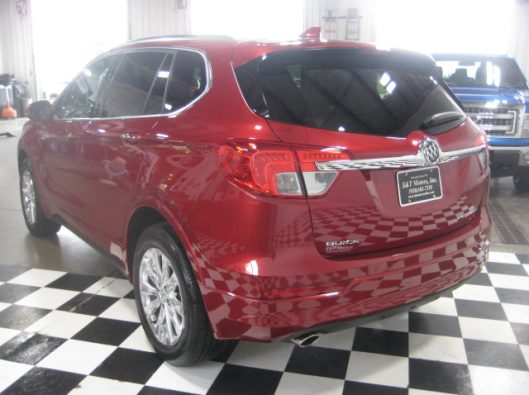 2017 Buick Envision Chili Red 015