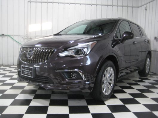 2017 Buick Envision 001