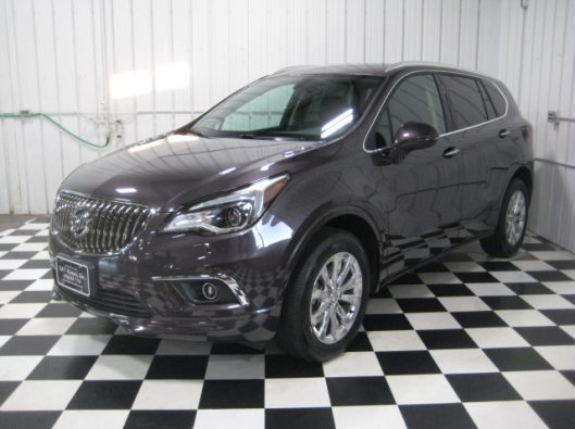 2017 Buick Envision 002