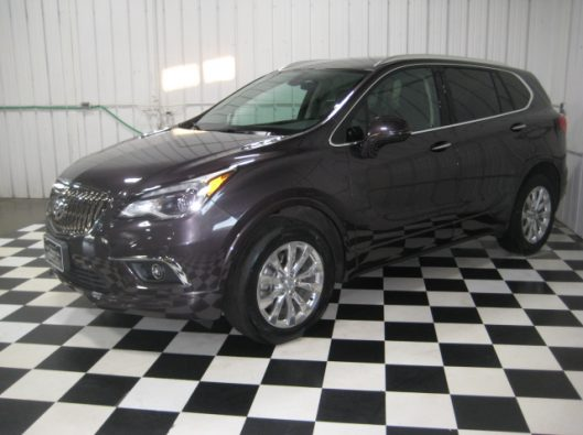 2017 Buick Envision 003