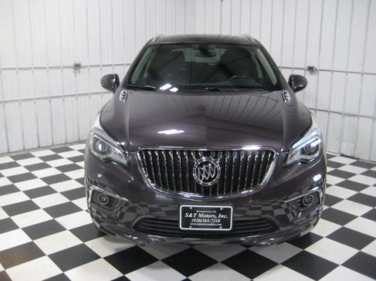 2017 Buick Envision 004