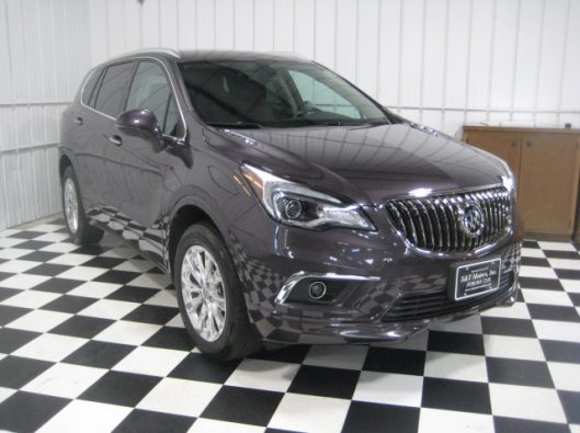 2017 Buick Envision 006