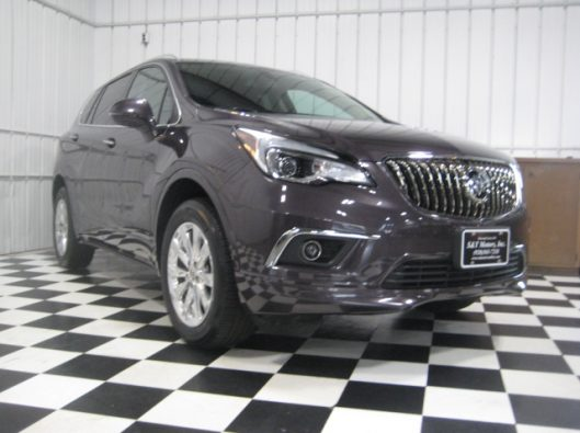 2017 Buick Envision 007