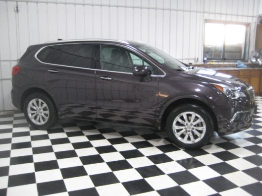 2017 Buick Envision 009