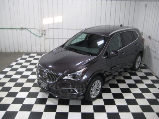 2017 Buick Envision 010