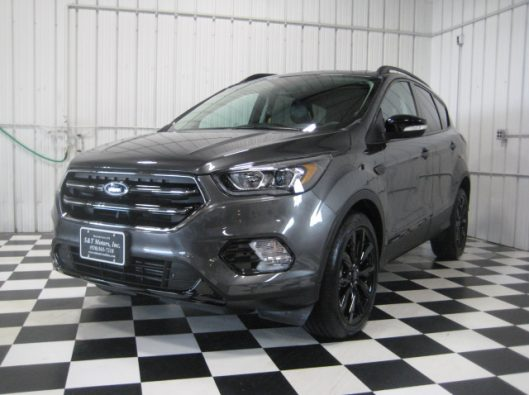 2019 Ford Escape Titanium Gray 001