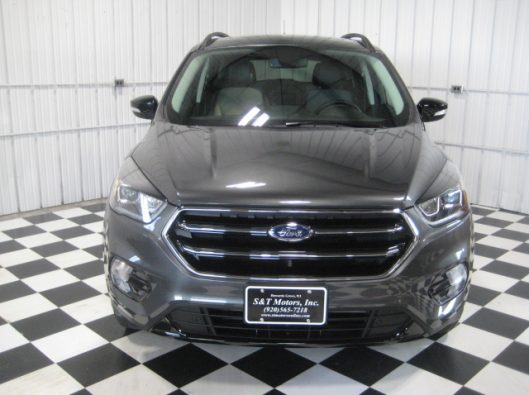 2019 Ford Escape Titanium Gray 005