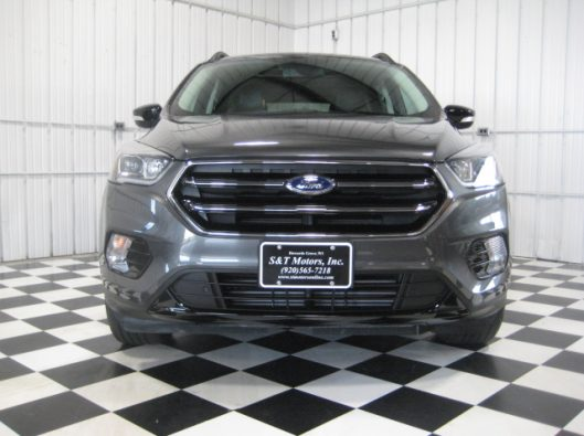 2019 Ford Escape Titanium Gray 006