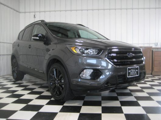 2019 Ford Escape Titanium Gray 008