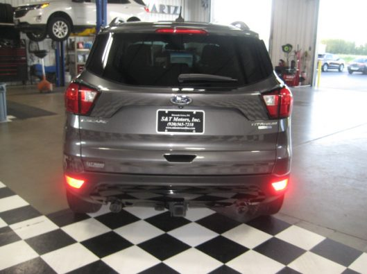 2019 Ford Escape Titanium Gray 012