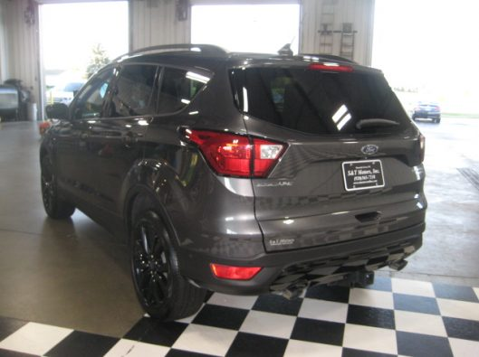 2019 Ford Escape Titanium Gray 013