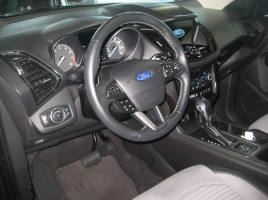 2019 Ford Escape Titanium Gray 031