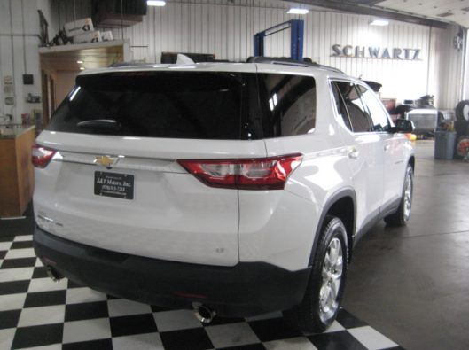 2019 Chevrolet Traverse LT AWD 014