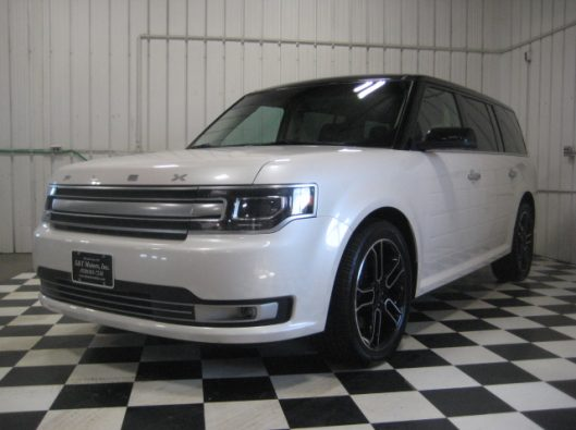 2015 Ford Flex Limited 002