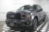2018 Ford F-150 XLT Sport w\ Appearance Pkg Super-Crew 4WD 157″WB