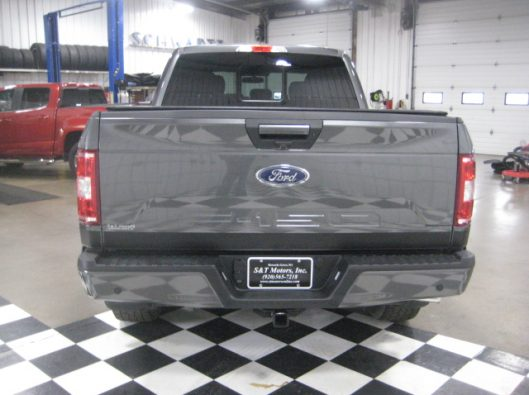 2018 Ford F150 Gray Supercrew 017