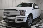 2019 Ford F-150 Supercrew 4WD Lariat 145″WB