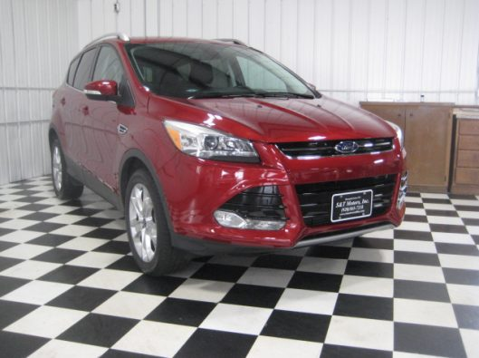 2015 Ford Escape Ruby Red 007