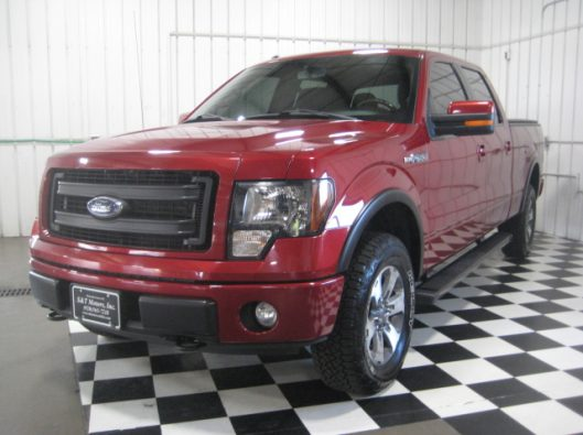 2013 Ford F150 Crew 001