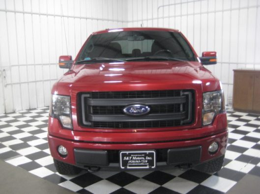 2013 Ford F150 Crew 007