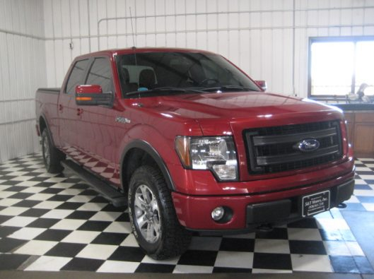 2013 Ford F150 Crew 009
