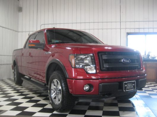 2013 Ford F150 Crew 010