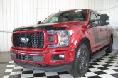 2018 Ford F-150 4WD Super-Crew XLT w\ Sport Appearance Package 157″WB