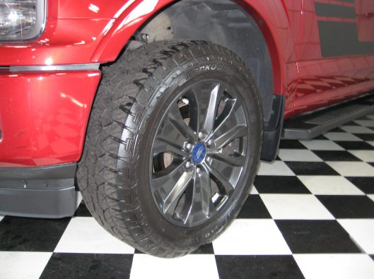 2018 Ford F150 Ruby Red 005