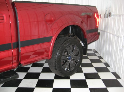 2018 Ford F150 Ruby Red 007