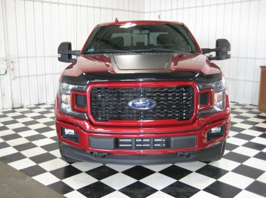 2018 Ford F150 Ruby Red 008
