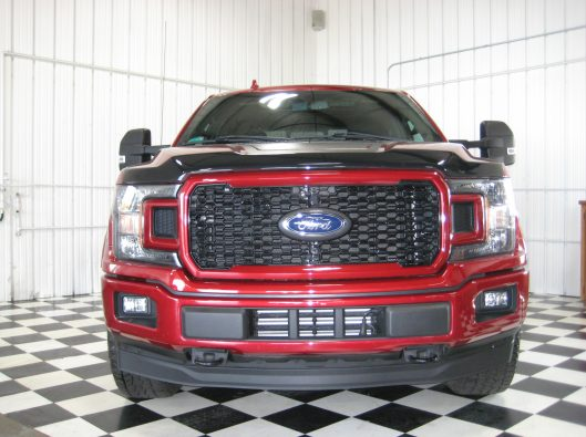 2018 Ford F150 Ruby Red 009