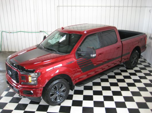 2018 Ford F150 Ruby Red 015