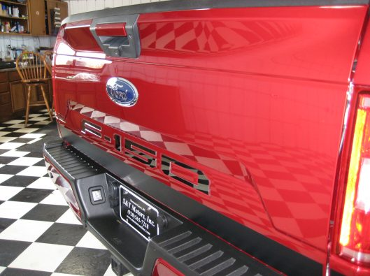 2018 Ford F150 Ruby Red 018