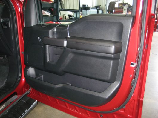 2018 Ford F150 Ruby Red 021