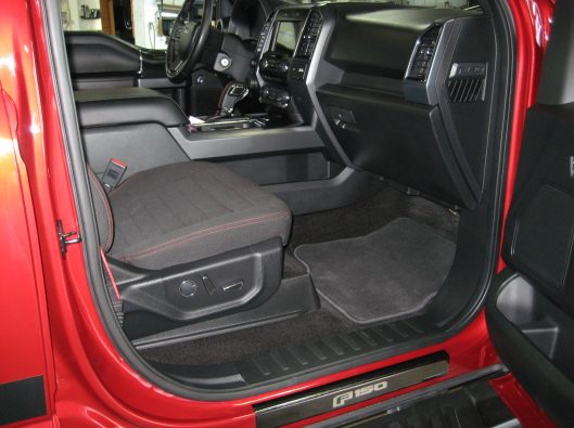 2018 Ford F150 Ruby Red 022