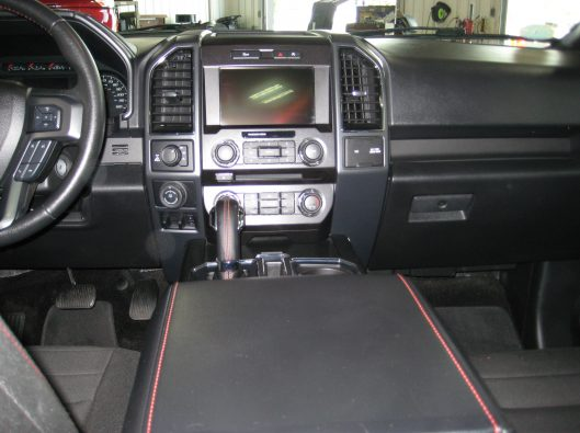 2018 Ford F150 Ruby Red 035
